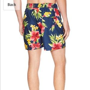 Kanu surf south beach quick dry volley swim trunks